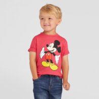 Cherokee Boys Colour Block Printed T-Shirt
