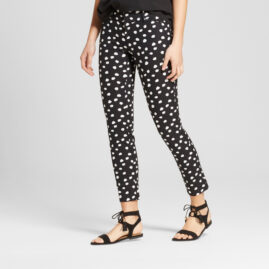Womens Colored Jeans Look Stretchable Jeggings